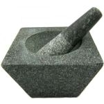 Large Granite Mortar & Pestle